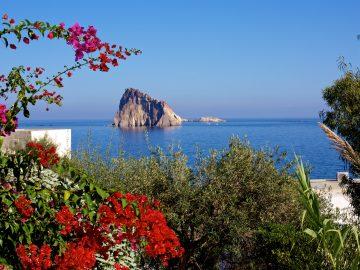 Isla de Panarea, Sicilia.