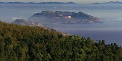 Insel Salina, Monte Fossa delle Felci