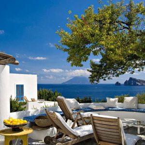 Отдых на Эолийских островах - Панарея, Сицилия