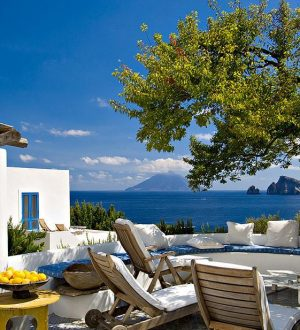 Holidays in the Aeolian Islands - Panarea, Sicily
