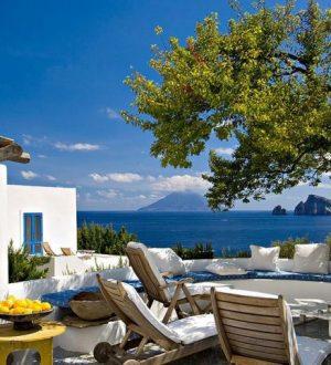 Vacanze alle Isole Eolie - Panarea, Sicilia