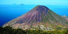 Panorama dal Monte Fossa delle Felci