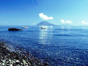 Порт Аликуди, Эолийские острова
