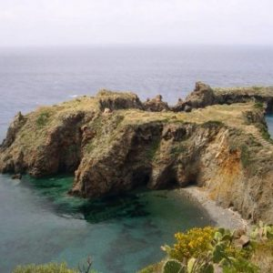 Пунта Милаццезе, остров Панарея, Эолийские острова