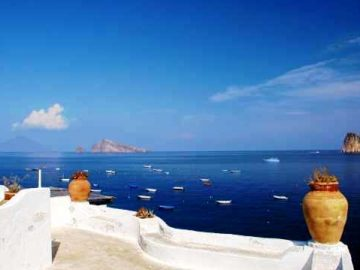 Relax a Panarea, Isole Eolie