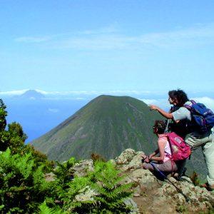 Trekking Isola di Salina