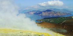 Escursione al Gran Cratere Isola di Vulcano