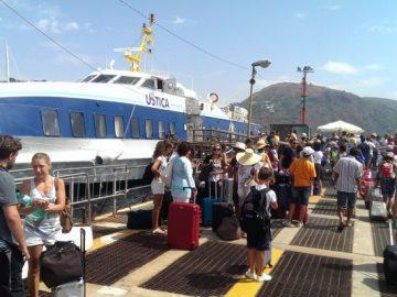 Porto di Milazzo - Imbarco Isole Eolie