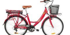 noleggio bici elettrica a lipari isole eolie