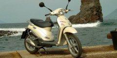 noleggio scooter 125 vulcano isole eolie