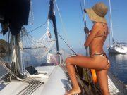 Settimana alle Isole Eolie in Barca a Vela - Cabin Charter Eolie Imbarco Individuale Crociera Vacanza Barca a Vela