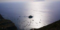 Escusione a Salina, Isole Eolie
