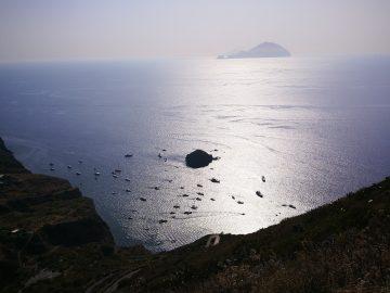Ausflug nach Salina, Äolische Inseln