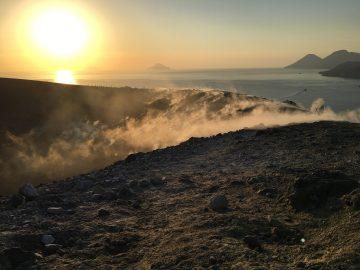 Mini crociere a Vulcano, Isole Eolie