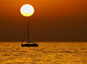 Sonnenuntergangsausflug zu den Äolischen Inseln
