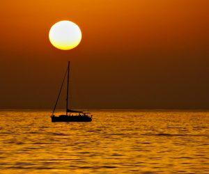 Escursione al tramonto alle Isole Eolie