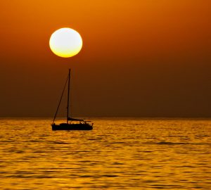 Sunset excursion to the Aeolian Islands